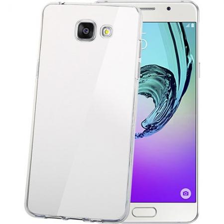Celly - Husa Capac Spate Transparent pentru Samsung Galaxy A5 (2016)