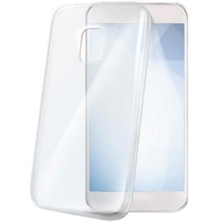Celly Husa Capac spate - Samsung Galaxy J5, transparent gelskin510