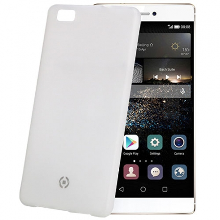 Celly Husa Capac spate frost - Huawei P8 Lite