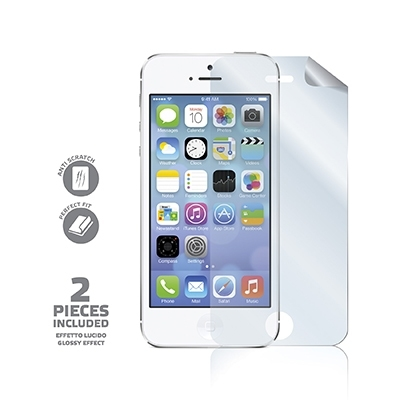 Celly SCREEN185 - folie de protectie pentru iPhone 5