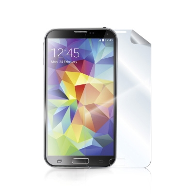 Celly SCREEN390 - folie de protectie transparenta pentru Samsung Galaxy S5
