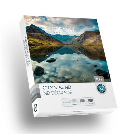 Cokin Creative Gradual ND XL - Kit filtre, Sistem X-PRO