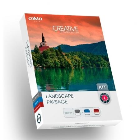 Cokin Creative Landscape L - Kit fotografie de peisaj, Sistem Z-PRO