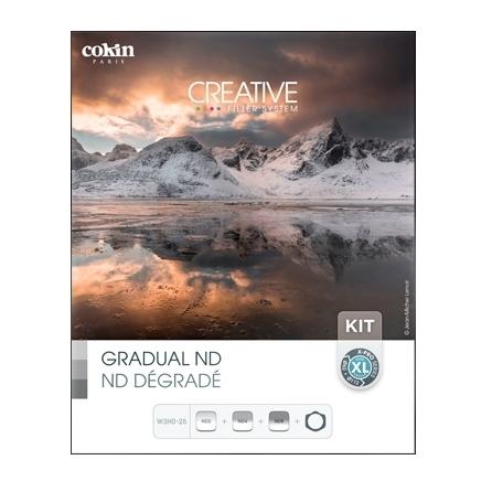 Cokin Creative Standard Kit Gradual ND+ XL - Kit filtre, Sistem X-PRO