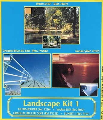 Cokin Filtre Set H210A Kit Landscape 1 Sistem P RS101655