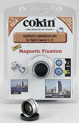 Cokin R760A-MM Adaptor Magnetic Tele Cokin 2x - RS100932