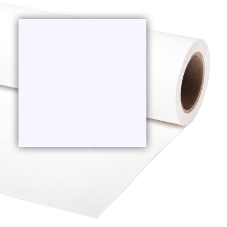 Colorama fundal carton 2.72 x 11m - Arctic White