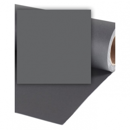 Colorama fundal carton 2.72 x 11m - Charcoal