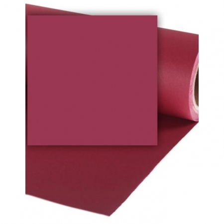Colorama fundal carton 2.72 x 11m - Crimson