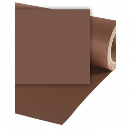 Colorama fundal carton 2.72 x 11m - Peat Brown