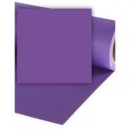 Colorama fundal carton 2.72 x 11m - Royal Purple