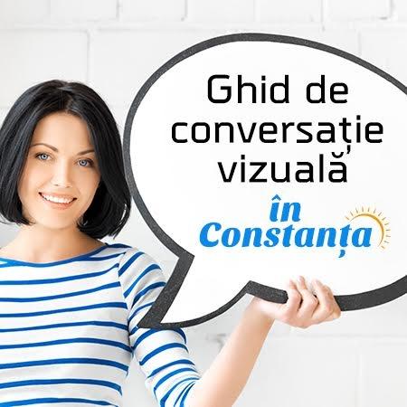 Ghid de conversatie vizuala in 4 module in Constanta - Seria II: 16-19 februarie 2017