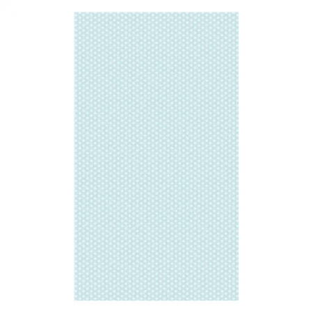 Creativity Backgrounds Dots Baby Blue P2503 - fundal 1.22 x 3.65m