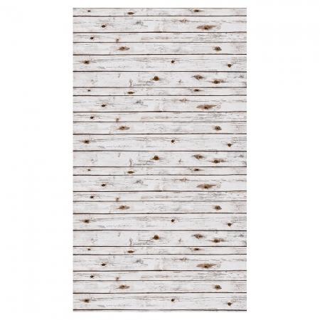 Creativity Backgrounds P2507 White Washed Wood - fundal 1.22 x 3.65m
