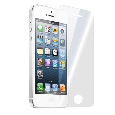 Cronos - Folie sticla securizata pentru iPhone 5s/ 5c/ 5, 0.33mm