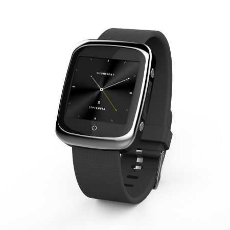 Cronos Heart Beat - SmartWatch cu SIM - negru