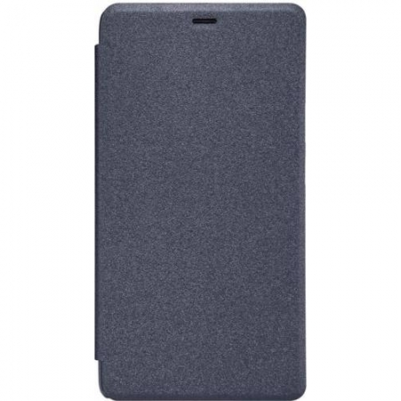 Cronos - Husa Flip pentru Xiaomi Note 4, Negru