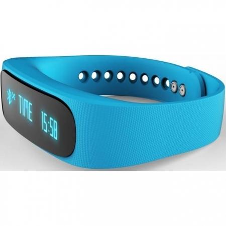 Cronos Maya - Bratara inteligenta fitness - albastru