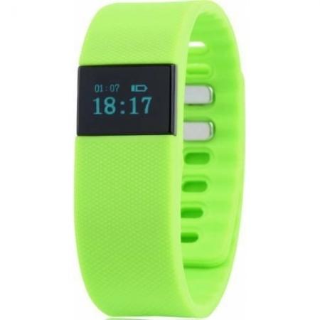 Cronos THEA-Bratara inteligenta fitness - verde RS125026428-1