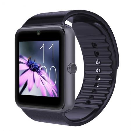 Cronos Toth - Ceas Inteligent cu SIM Card - negru RS125023975-1