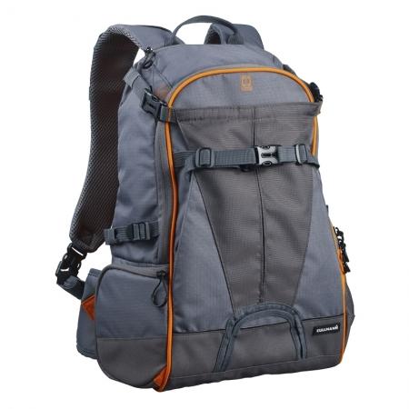 Cullmann Ultralight Sports DayPack - rucscac foto, gri - portocaliu
