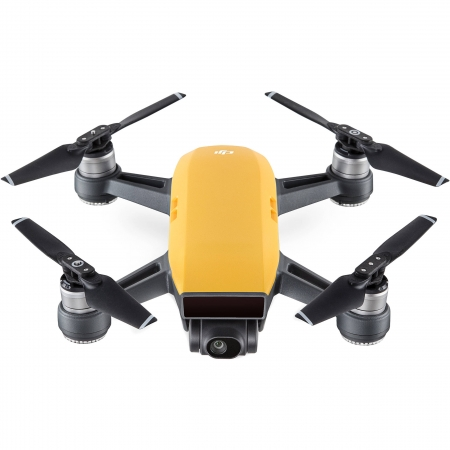 DJI Spark Fly More Combo, Galben