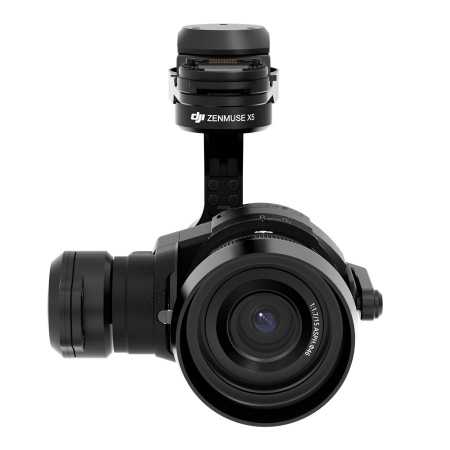 DJI Zenmuse X5 - cap gimbal si camera 4K pentru Inspire 1