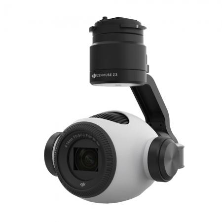DJI Zenmuse Z3 - camera cu stabilizator de imagine pentru Inspire 1