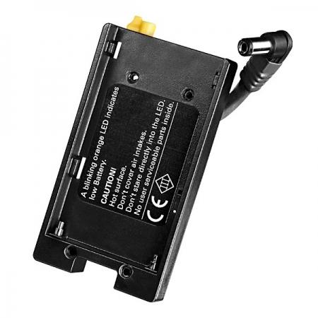 Dedolight DLOBML-BS - Adaptor baterie Sony NP-F