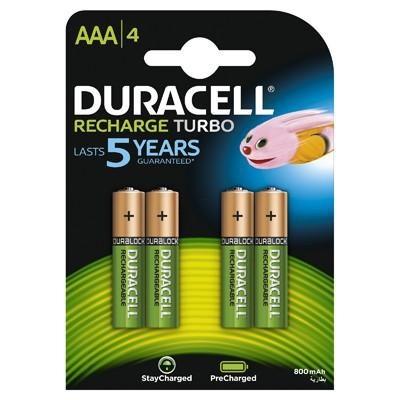 Duracell Acumulatori AAAK4 800mAh