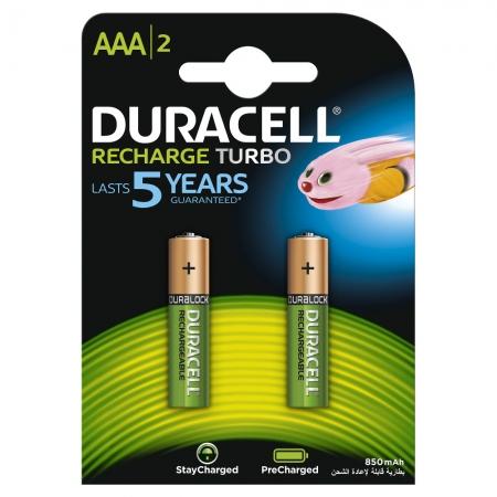 Duracell Acumulatori AAAx2 800mAh