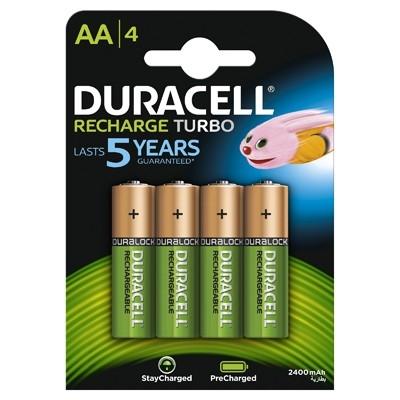 Duracell Acumulatori AAx4 2400mAh