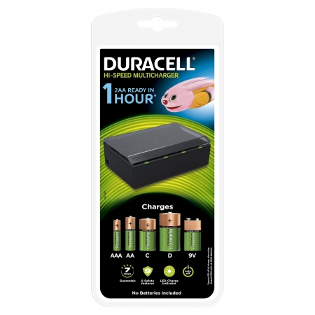 Duracell CEF22- Incarcator universal