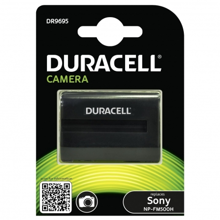 Duracell DR9695 - Acumulator replace Li-Ion tip Sony NP-FM500H, 1400 mAh