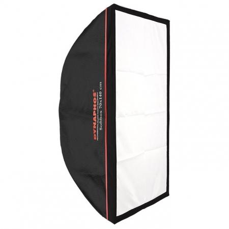 Dynaphos - Softbox, 70x140 cm, montura Bowens