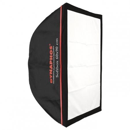 Dynaphos Softbox 60x90cm - montura Bowens, rezistent la caldura