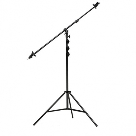 Dynaphos Stativ 3.6m cu brat blenda 130cm