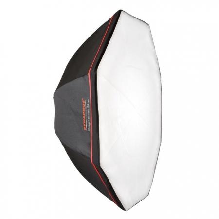 Dynaphos - octobox 95 cm - montura Bowens