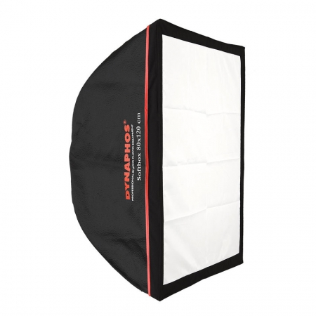 Dynaphos - softbox 80 x 120 cm, montura Bowens