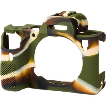 EasyCover - Carcasa protectie pentru Sony A9, Camuflaj