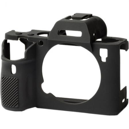 EasyCover - Carcasa protectie pentru Sony A9, Negru