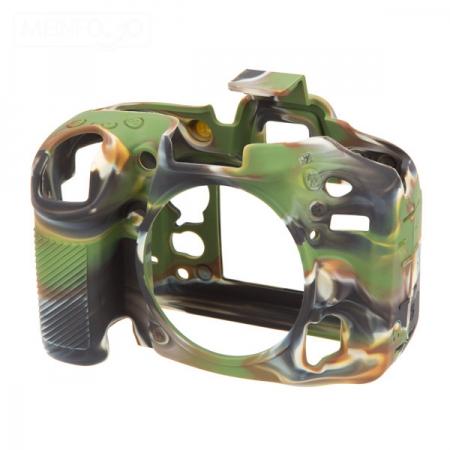 EasyCover Nikon D7100/ D7200 - carcasa protectie - Camuflaj