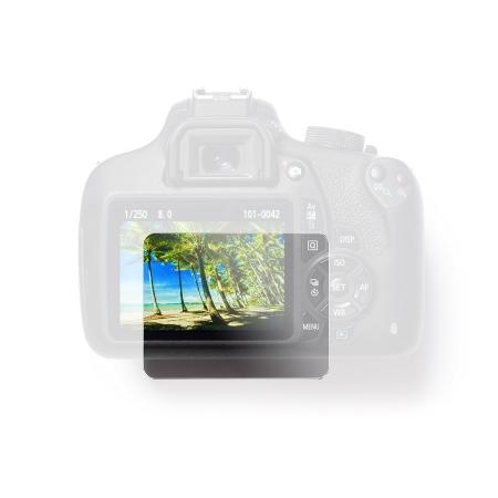 EasyCover Protectie ecran sticla securizata pentru Canon 100D / SL1