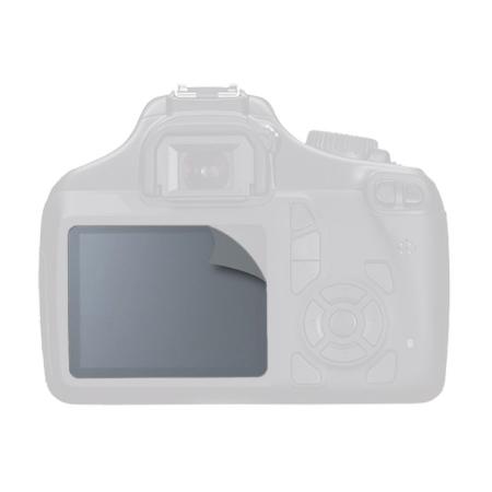 EasyCover Screen Protector pentru Nikon D5100 - folie de protectie LCD
