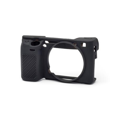 EasyCover Sony A6300 Carcasa Protectie, Neagra