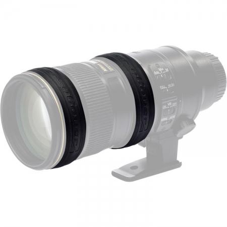 Easycover Lens Rings - Inele protectie obiectiv (negru)