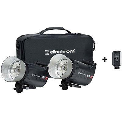Elinchrom #20662.2 ELC Pro HD 500 To Go Set