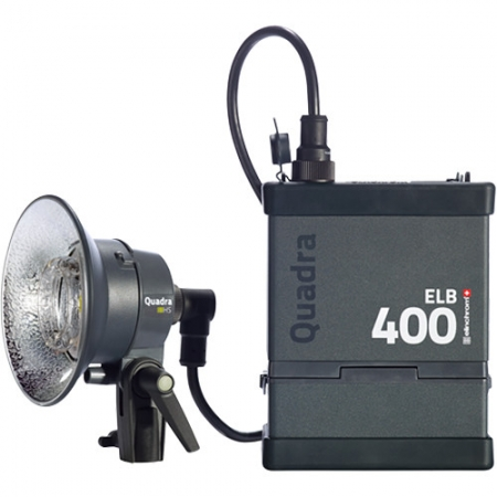 Elinchrom Quadra ELB 400 Hi-Sync To Go #10418.1
