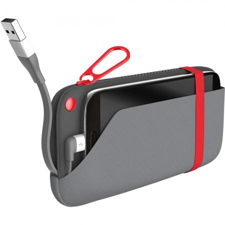 Emtec Baterie externa husa micro USB Power Pouch U500 6000MAH pentru Android / Windows