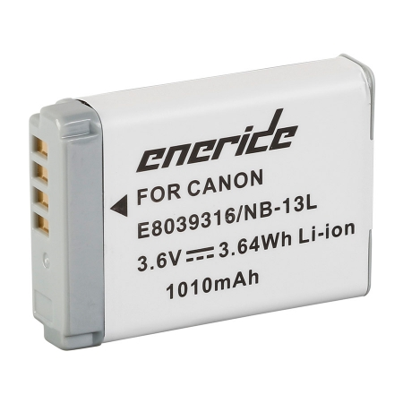 Eneride E Can NB-13 L 1010mAh - acumulator replace G7 X, G9 X